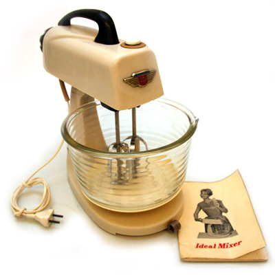 Ballerup Ideal Mixer 1953