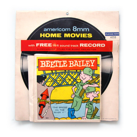 Americom 8mm Beetle Bailey (1965)